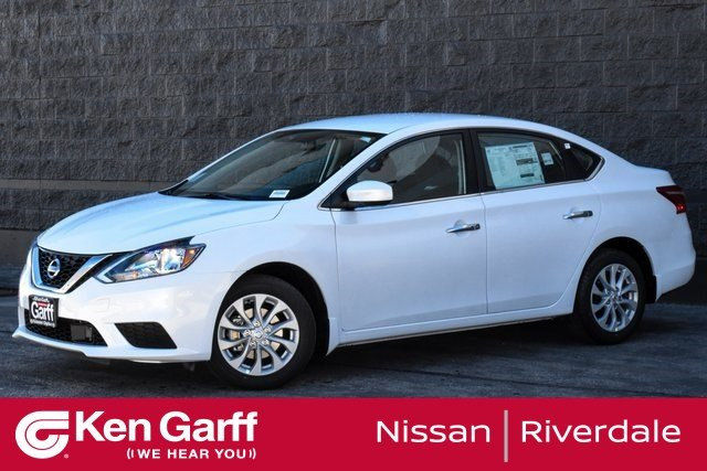New 2018 Nissan Sentra SV 4dr Car in Riverdale #3N18213 ...
