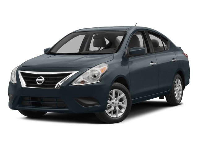 Pre-Owned 2015 Nissan Versa S Plus