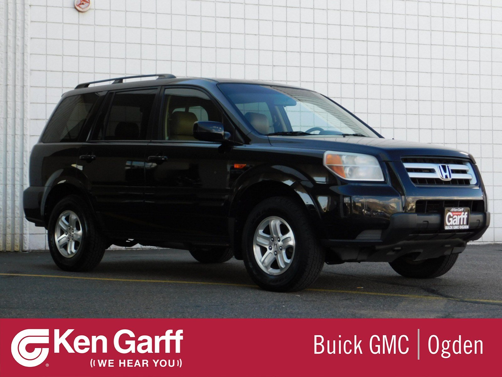High Quality Pre Owned 2008 Honda Pilot VP