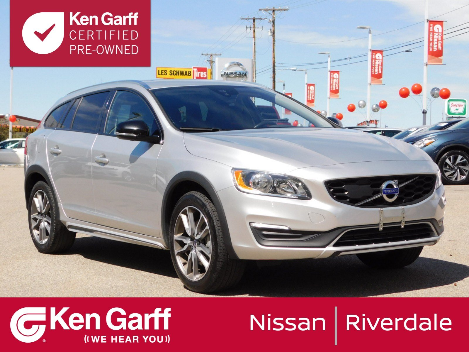 Certified Pre-Owned 2018 Volvo V60 Cross Country