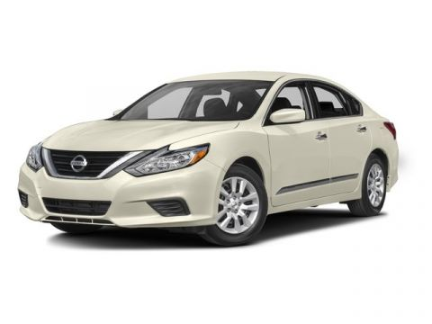 Certified Pre-Owned 2016 Nissan Altima 4DR SDN I4 2.5